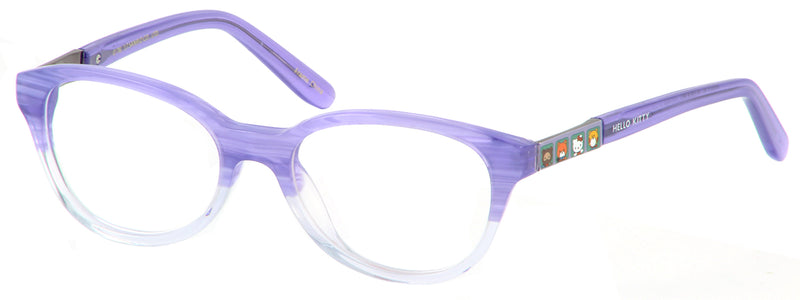 Hello Kitty 279 in Purple