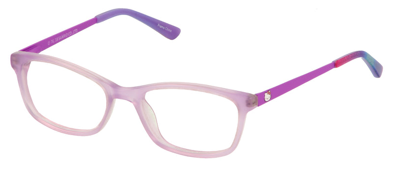 Hello Kitty 303 in Purple/Mint Green/Beige