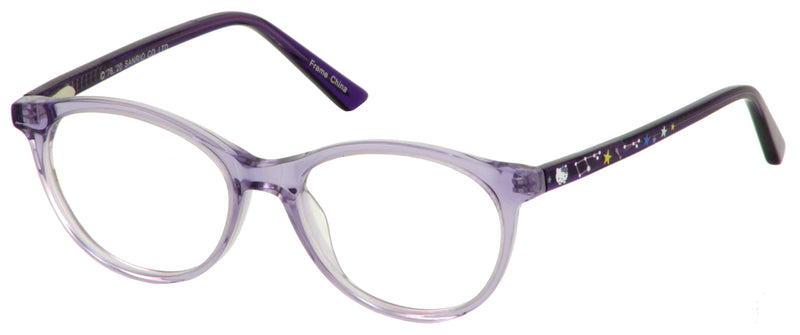 Hello Kitty 322 in Purple/Pink/Blue