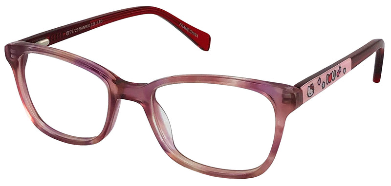 Hello Kitty 339 in Tan/Red/Blue