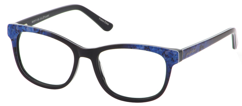 Jill Stuart 376 in Blue/Black/Burgundy