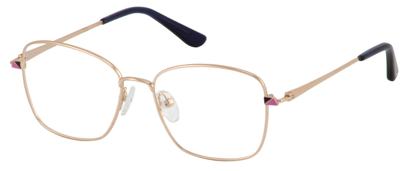 Jill Stuart 399 in Rose Gold/Gold/Black