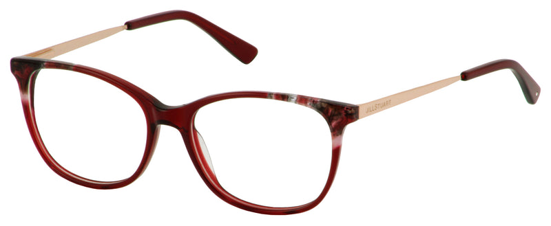 Jill Stuart 400 in Maroon/Black/Blue