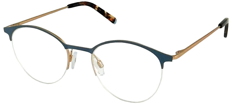 Jill Stuart 409 in Slate/Silver Ice/Blue