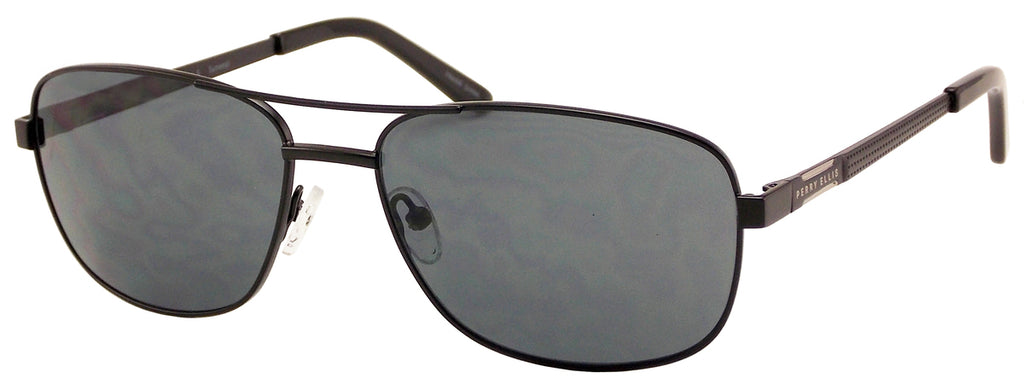 Perry Ellis Sun Rx 3038 in Black/Navy