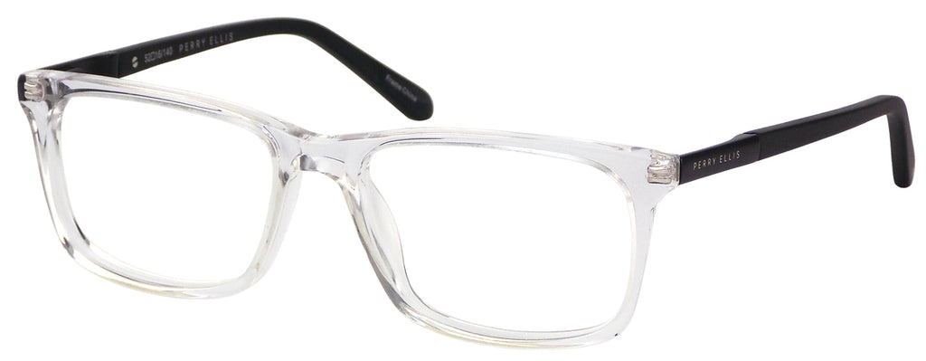 Perry Ellis 376 in Crystal/Blue Crystal