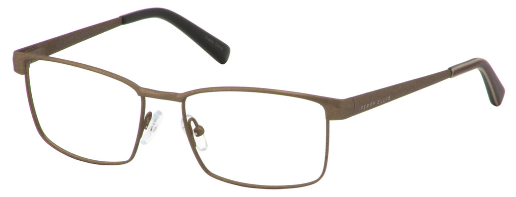 Perry Ellis 381 in Brown/Lt. Grey/Black