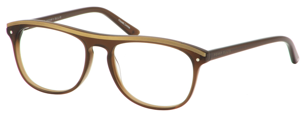 Perry Ellis 393 in Brown/Black/Honey