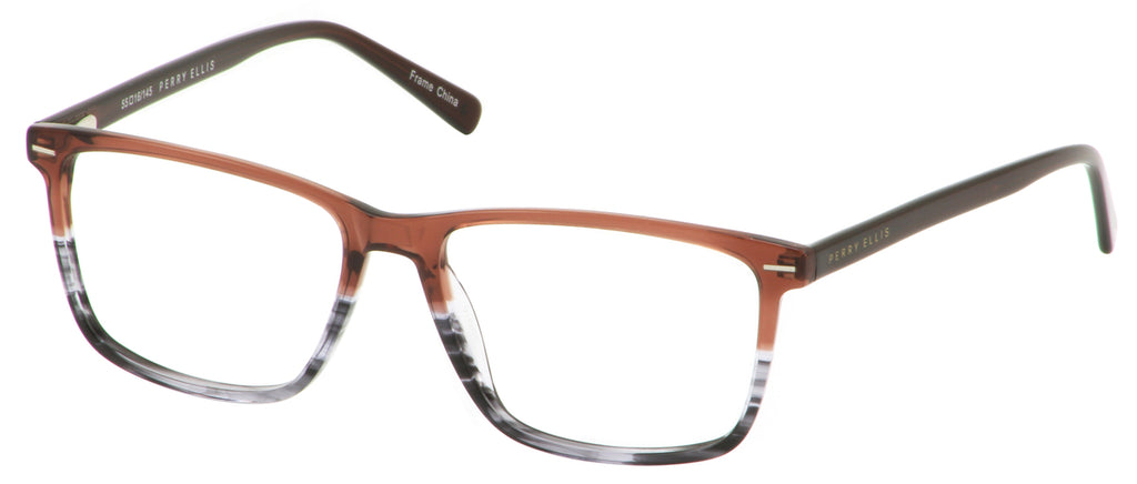 Perry Ellis 394 in Brown Fade/Grey Fade/Green Fade