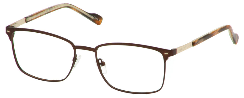 Perry Ellis 399 in Brown/Black/Gunmetal