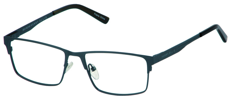 Perry Ellis 413 in Dark Turquoise/Black/Gunmetal