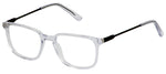 Perry Ellis 423 in Clear Crystal/Navy/Grey Crystal