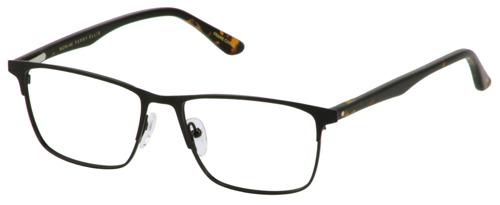 Perry Ellis 428 in Black/Gunmetal/Lgt.Gunmetal