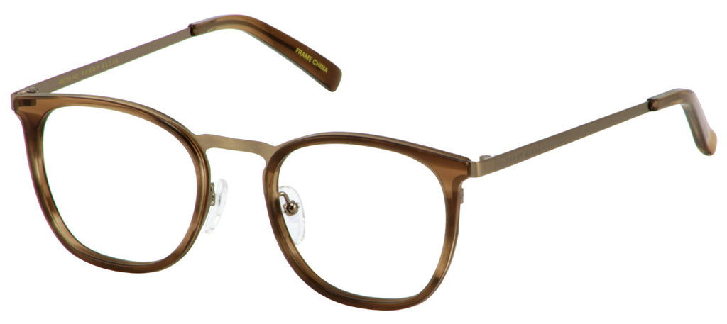 Perry Ellis 430 in Honey Amber/Grey Amber/Navy
