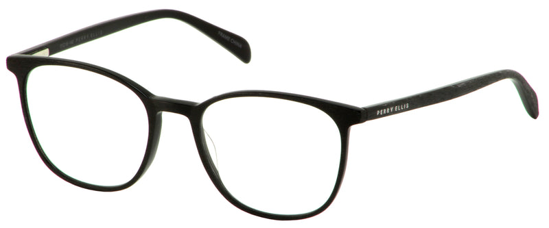 Perry Ellis 433 in Black Distress/Grey Distress/Clear Crystal