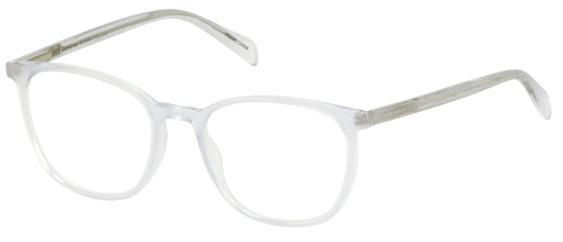 Perry Ellis 433 in Clear Crystal/Grey Distress/Black Distress