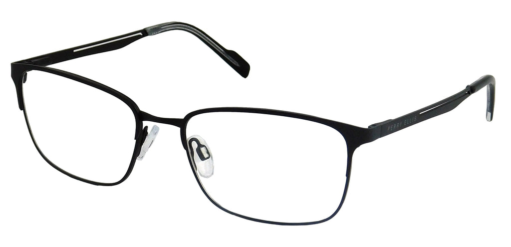 Perry Ellis 440 in Black/Navy/Gunmetal