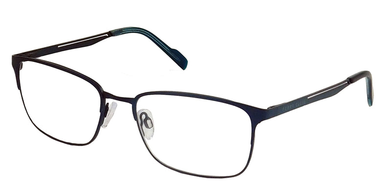 Perry Ellis 440 in Navy/Black/Gunmetal