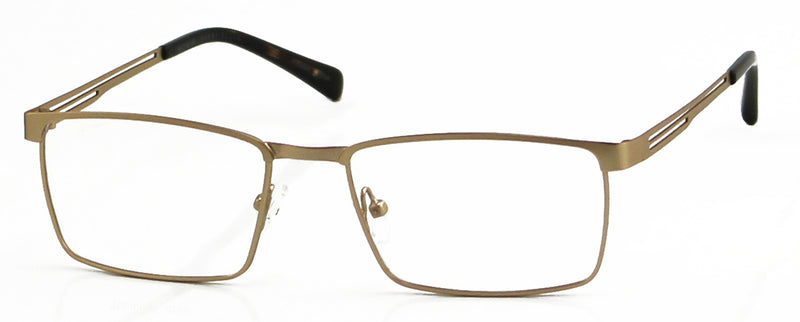 Perry Ellis 441 in Matte Gold/Matte Black/Matte Gunmetal