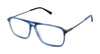 Perry Ellis 445 in Navy Tortoise Matte/Black Pattern Matte/Brown Pattern Matte