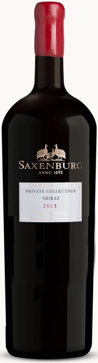 Saxenburg Private Collection Shiraz 2013 (Magnum)