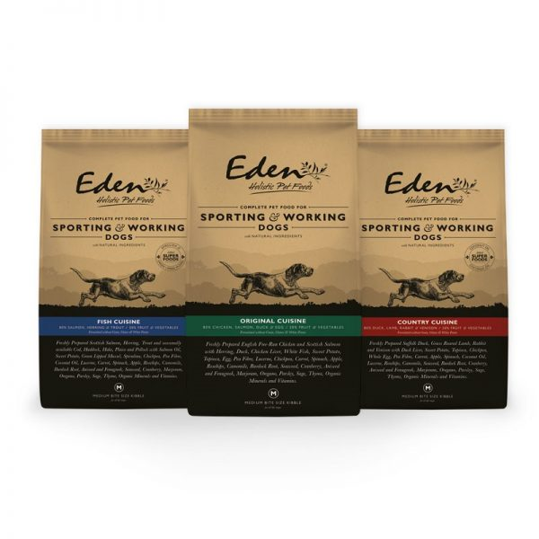 Eden Hollistic Working & Sporting Dry Food