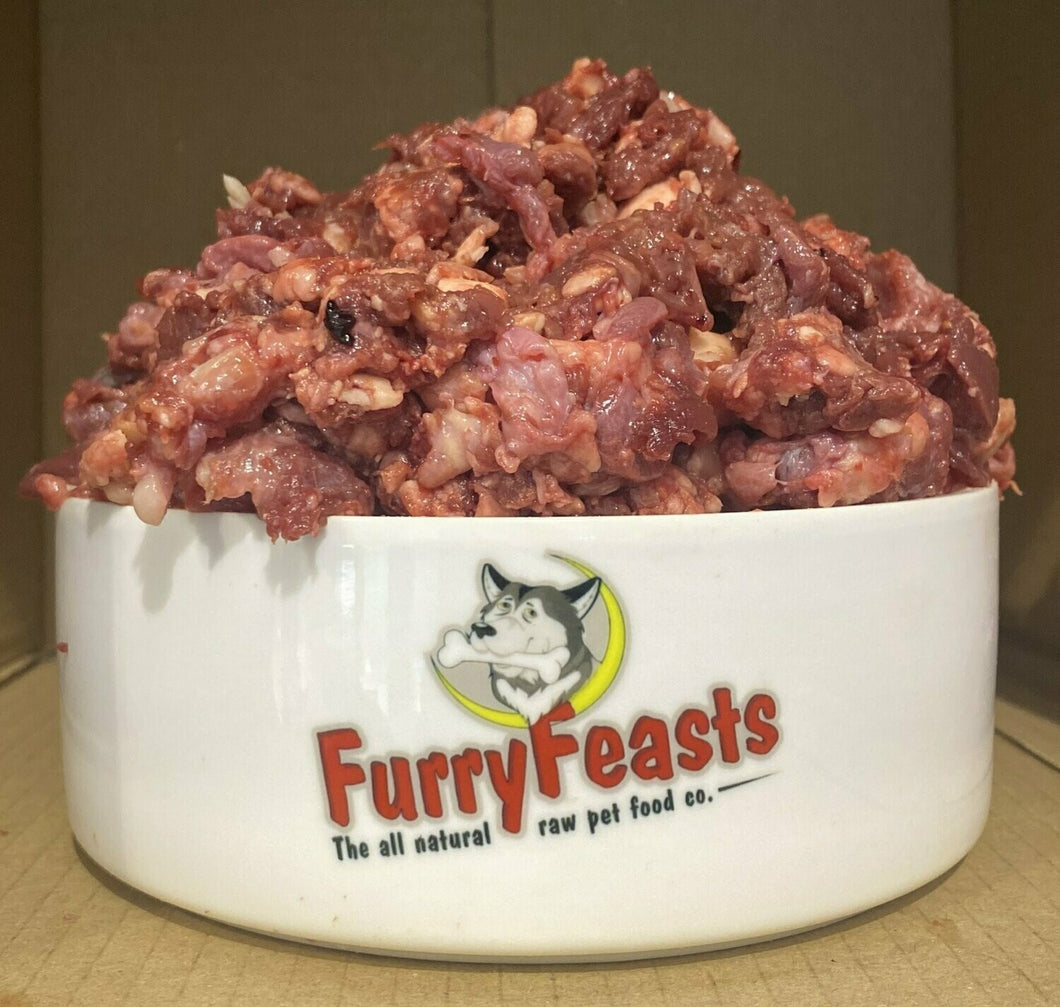 Furry Feasts Complete Meals (1kg)