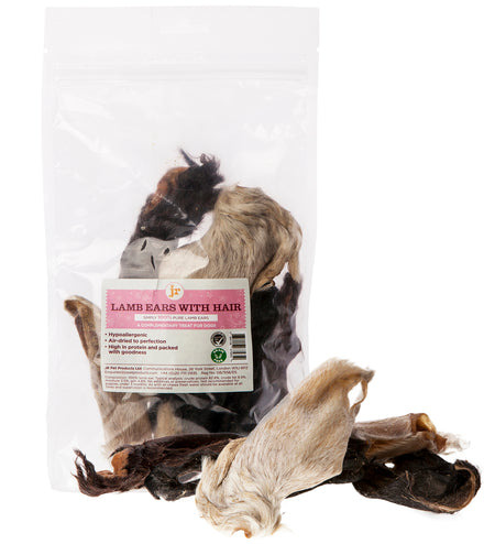 Lamb Ears with Hair (100g)