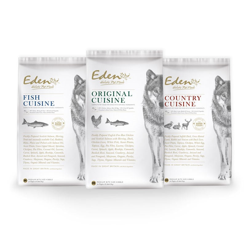 Eden Holistic 80/20 Dry Food