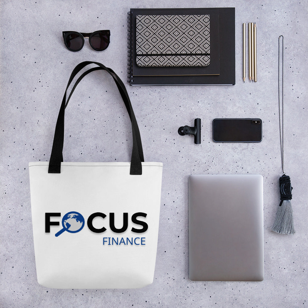 Focus Finance Tote bag
