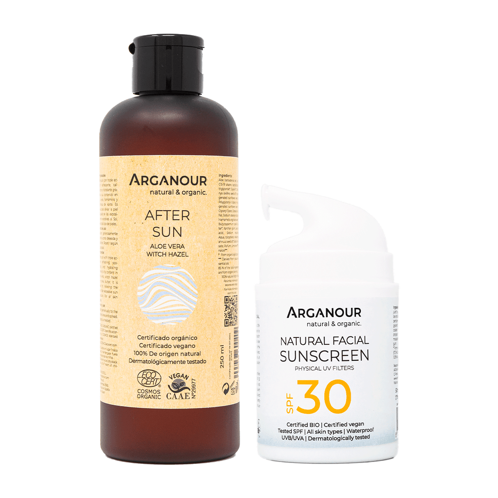 Pack Solar 30: SPF30+ AfterSun