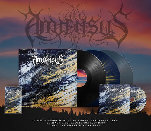 Amiensus - Abreaction Transcending Records