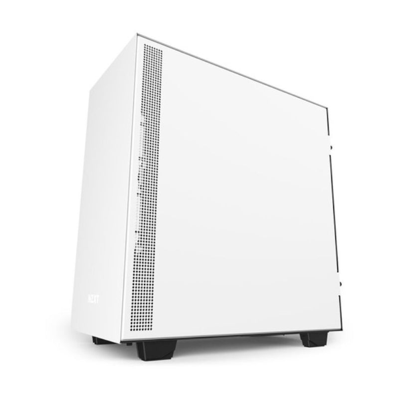 NZXT H510i Mid-Tower Case Matte White | CA-H510I-W1