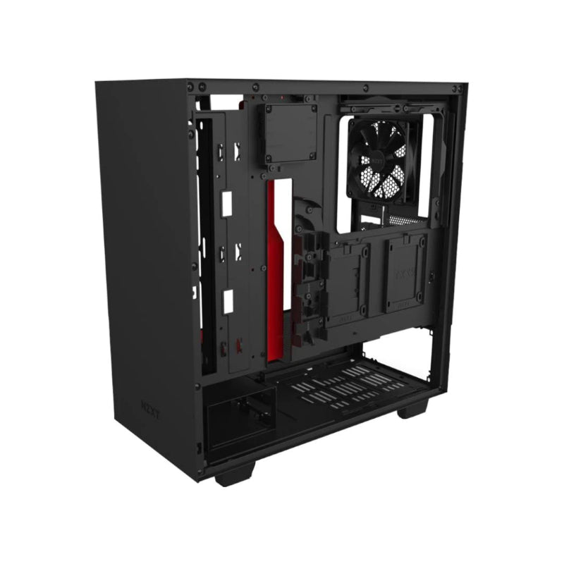 NZXT H510i Mid-Tower Case Black & Red | CA-H510i-BR