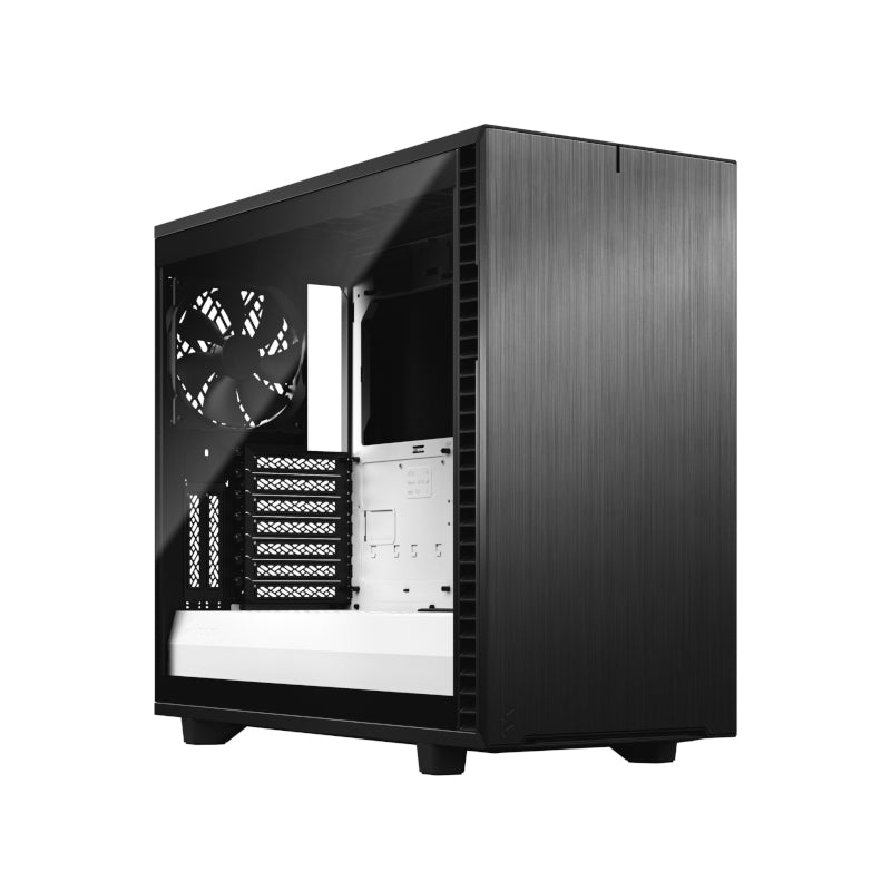 Fractal Define 7 Clear Tempered Glass Mid Tower Case