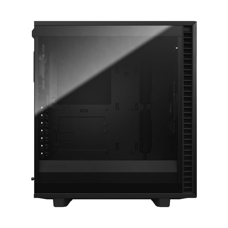 Fractal Define C Tempered Glass Case