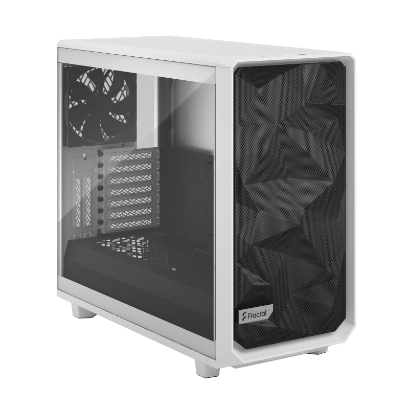 Fractal Design Meshify 2 ATX Mid Tower Case - White