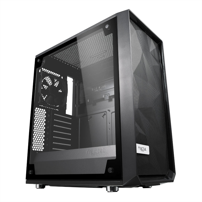 Fractal Meshify C Tempered Glass Case