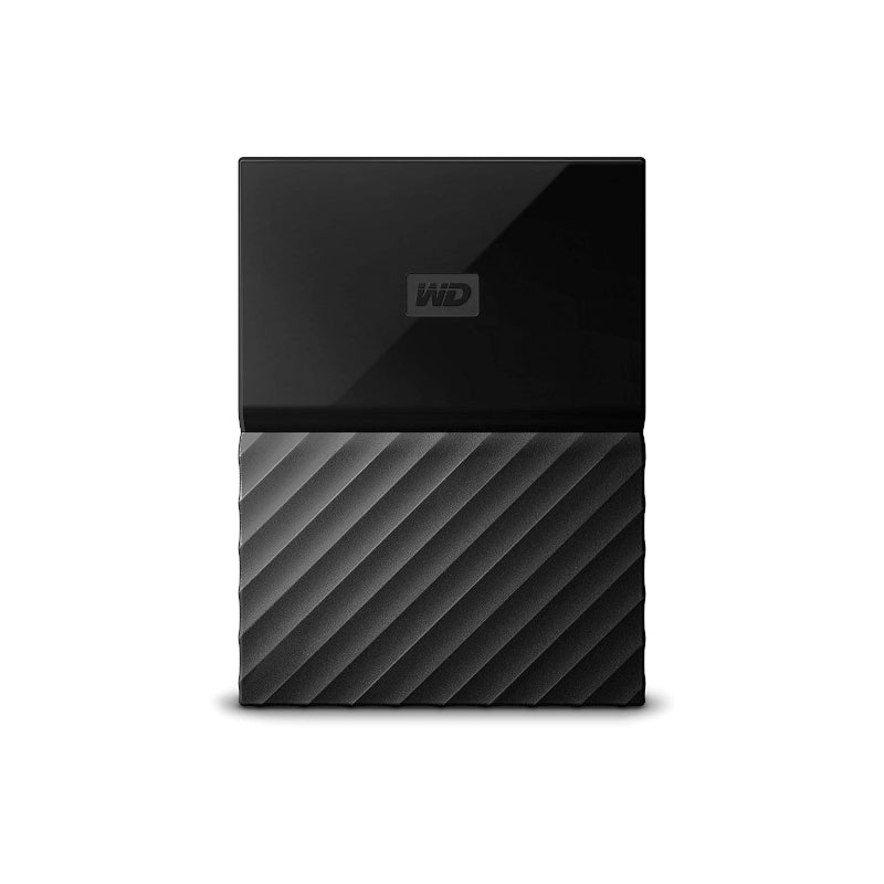 Western Digital MY Passport 2TB - Black