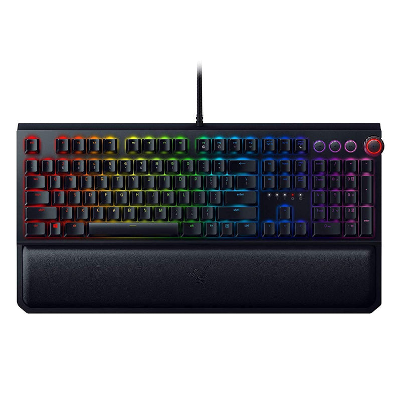 Razer BlackWidow Elite Mechanical Gaming Keyboard - RZ03-02620100-R3M1
