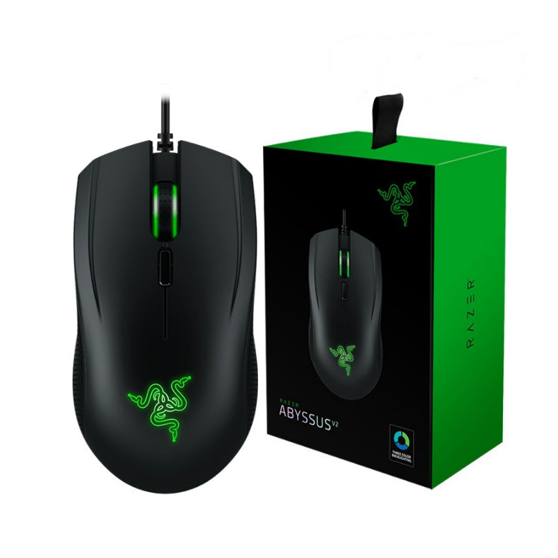 Razer Gaming Mouse with Goliathus Control Fissure Mouse Mat - RZ83-02730100-B3M1
