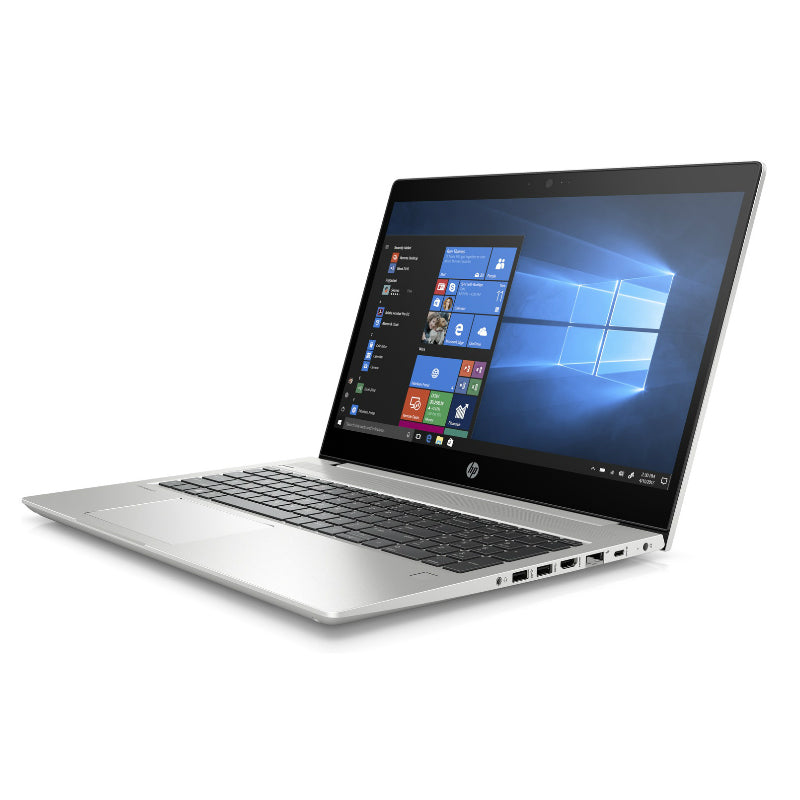 "HP PROBOOK 450 G6 (6HL68EA) Notebook  i7-8565U-1.8GHz  8GB  1TB  15.6""HD  Windows 10 Professional  2GB NVIDIA GEFORCE MX130 - Silver"