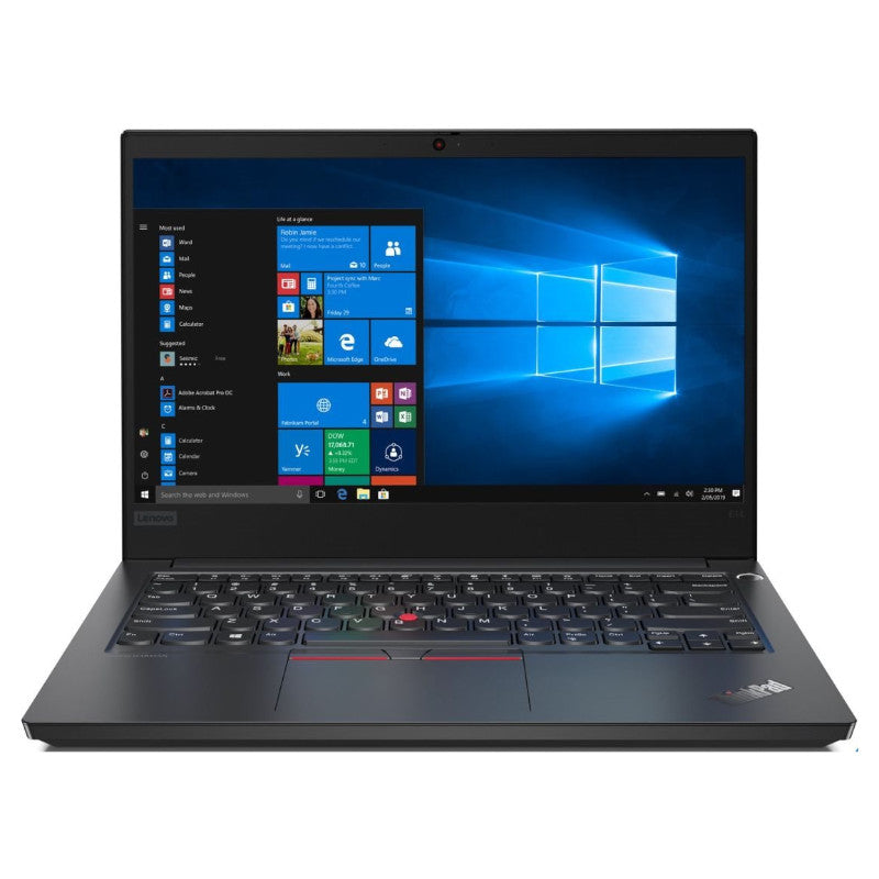 "Lenovo ThinkPad E14 (20RA000BAD) i5-10210U-1.60GHz, 8GB, 512GB SSD, 14"" FHD Windows 10 Professional - Black"