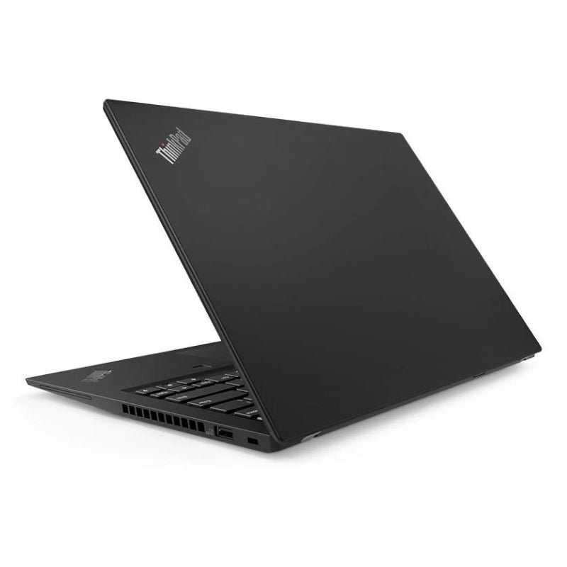 "Lenovo Thinkpad T490 (20N20035AD) i7-8565U-1.8GHz, 8GB, 512GB SSD, 14""FHD, Windows 10 Professional - Black"