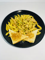 Penne Pasta with Chicken