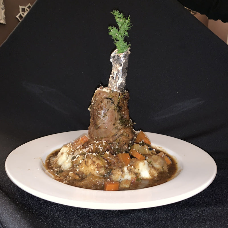 House Special Lamb Shank