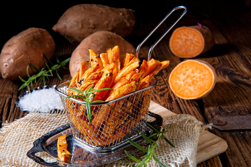 sweet potato french fries newmarket