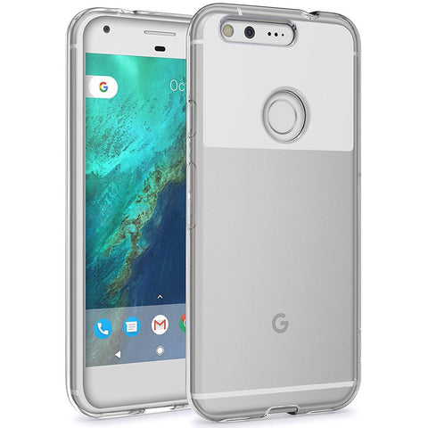 EQUAL Gel Case Clear - Google Pixel L