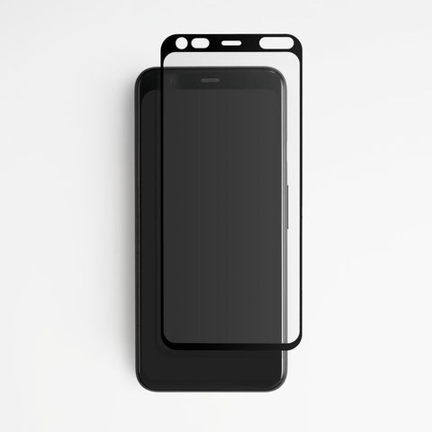 ESSENTIALS Tempered Glass - Google Pixel 4
