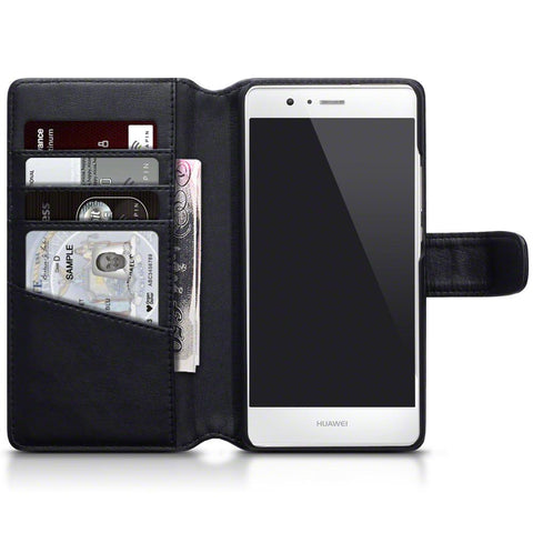 EVERYDAY Leather Wallet Phone Cover – Huawei P9